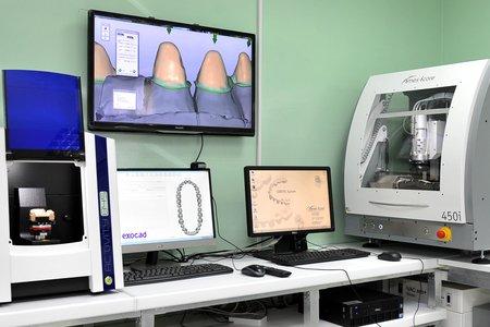 Протезирование CAD / CAM в Оренбурге