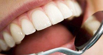 Наращивание зуба