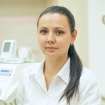Врач стоматолог Шаврина Юлия Михайловна